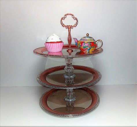 Diy 5 Tier Cupcake Stand From The Dollar Tree