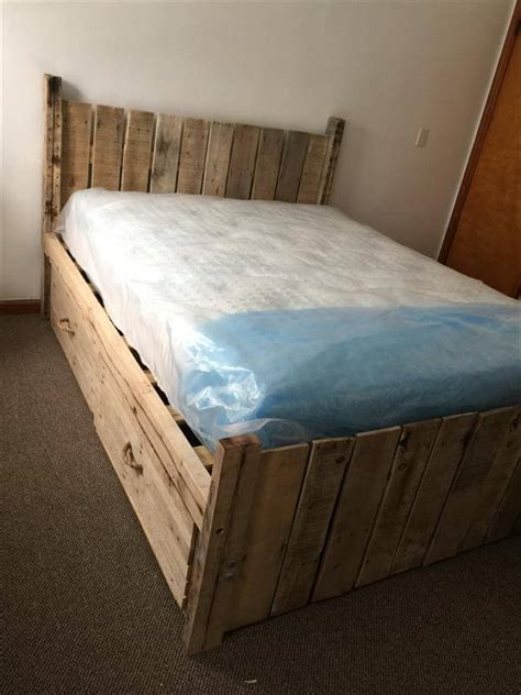 Diy 6 X 6 Post Platform Bed Ideas