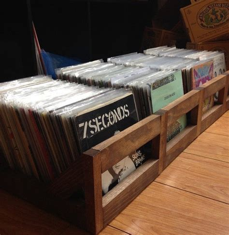 Diy 7 Inch Record Storage