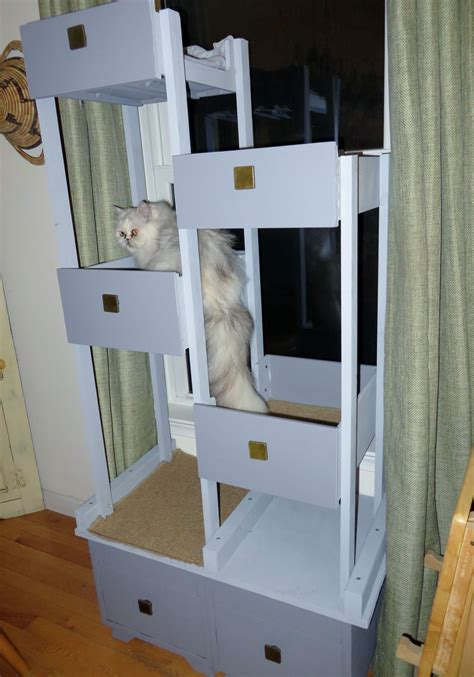 Diy A Frame Cat Tower