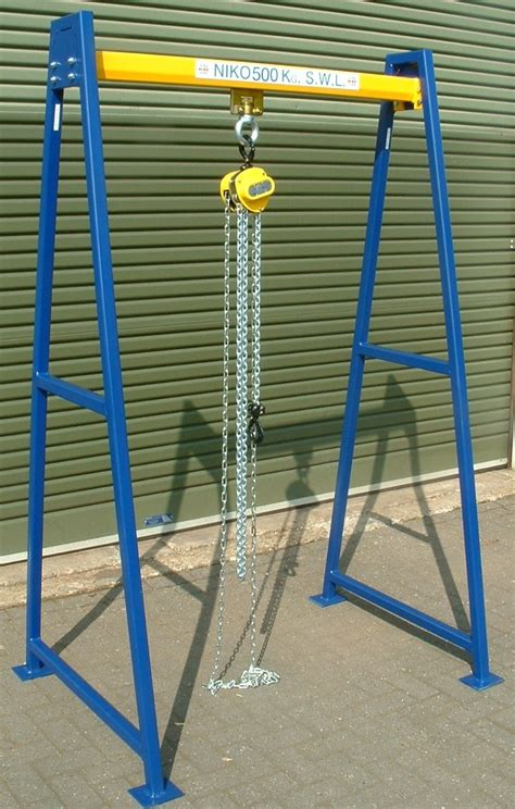 Diy A Frame Lifting Equipment