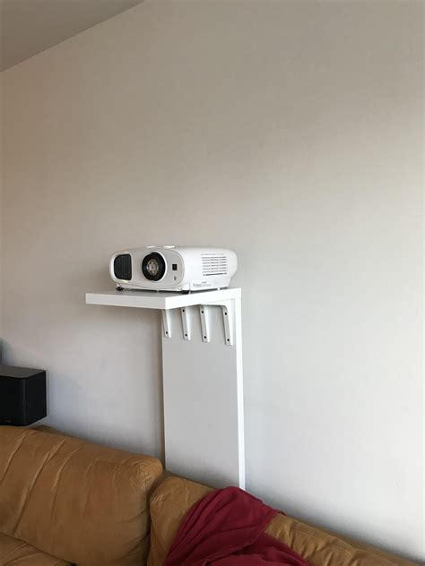 Diy A Projector Stand