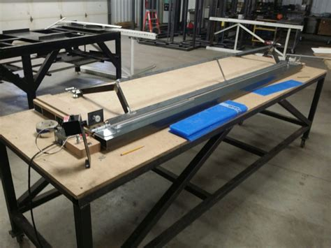 Diy Acrylic Bending Table Metric