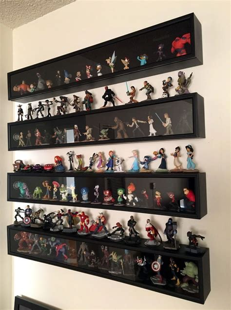 Diy Action Figure Display Shelf