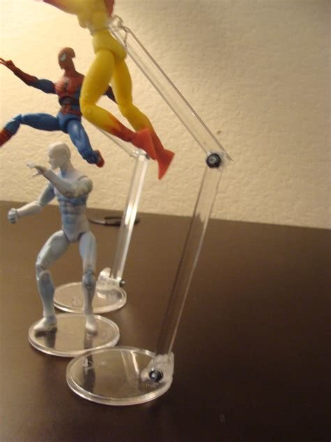 Diy Action Figure Flight Stand