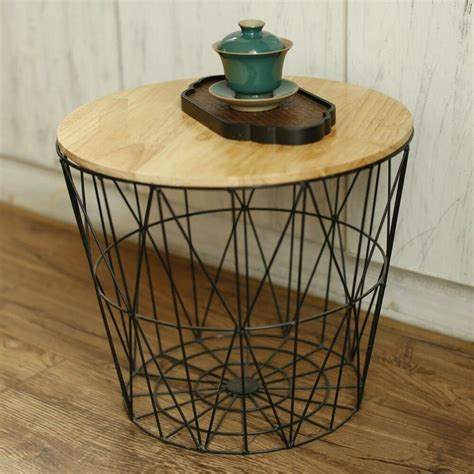 Diy Adding Table Top To Metal Wire Shelf