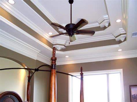 Diy Adding Tray Ceiling