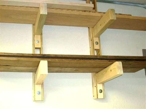 Diy Adjustable Shelving Bracket System