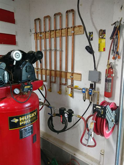 Diy Air Compressor Systems