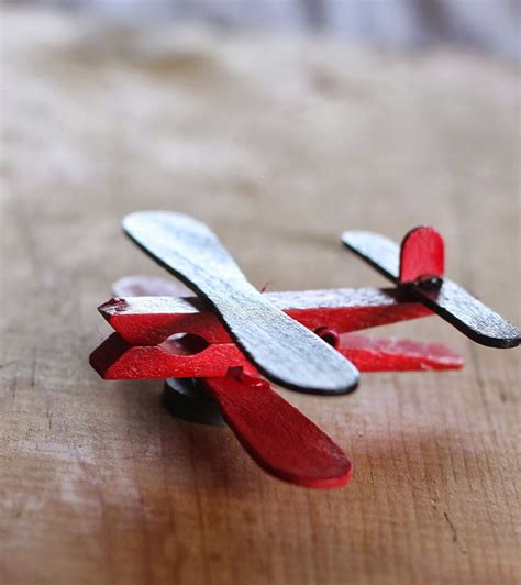 Diy Airplane Craft