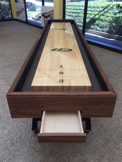 Diy All Weather Shuffleboard Table