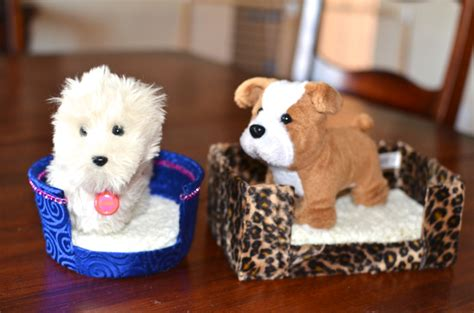 Diy American Girl Doll Dog Bed
