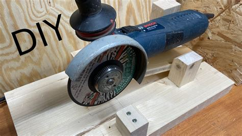 Diy Angle Grinder Table