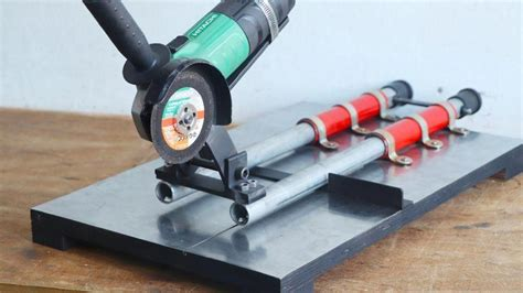Diy Angle Grinder Table Saw