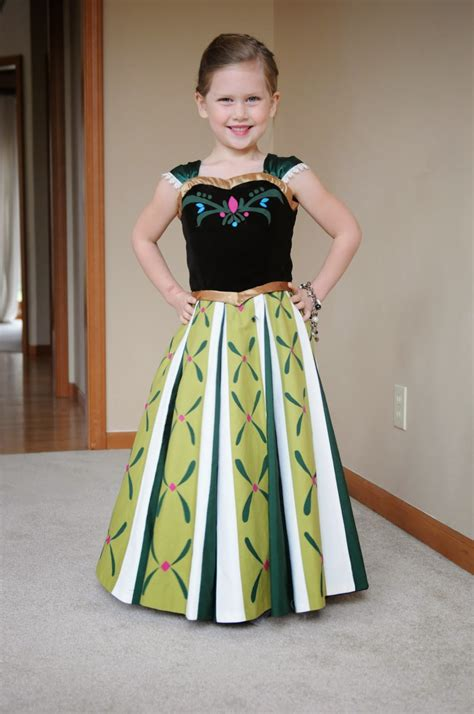 Diy Anna Coronation Costume