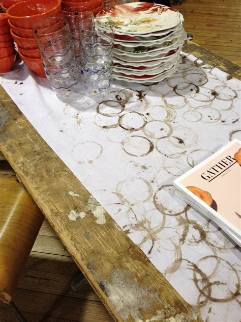 Diy Anthropologie Table