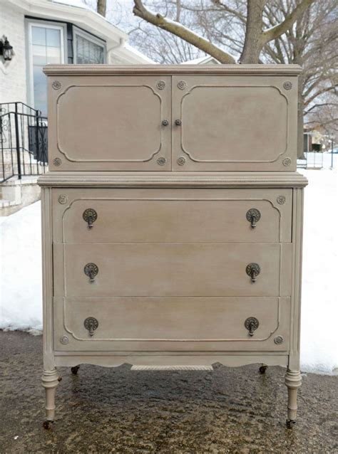 Diy Antique Dresser