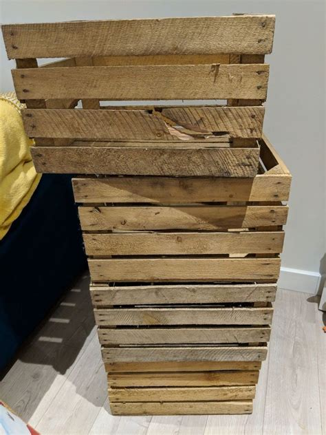 Diy Apple Crates