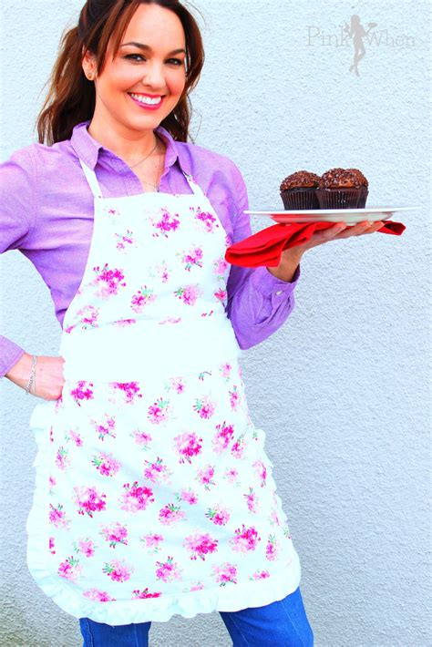 Diy Apron Tutorial