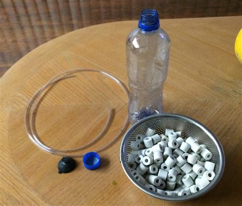 Diy Aquarium Bottle Filter