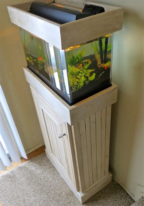 Diy Aquarium Stand And Hood