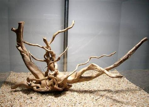 Diy Aquarium Wood Decorations