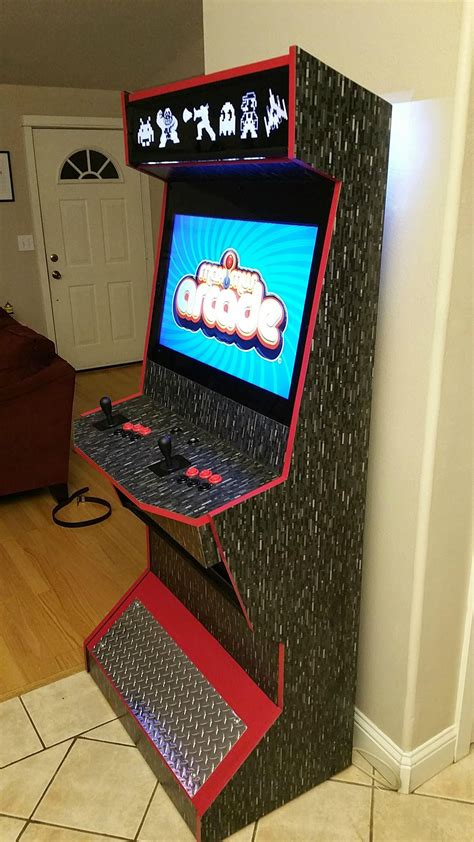 Diy Arcade Cabinet Artwork