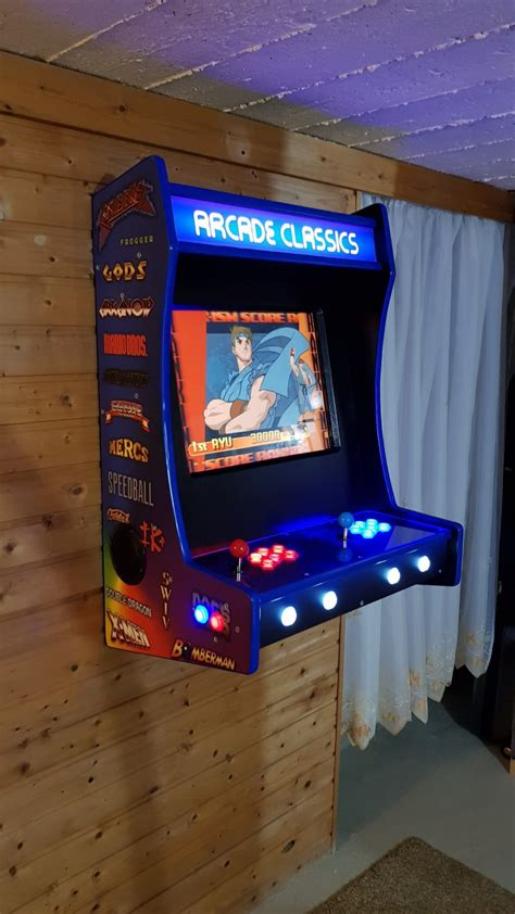 Diy Arcade Cabinet Woodworking