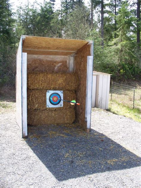Diy Archery Range