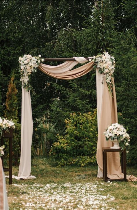 Diy Archway For Wedding