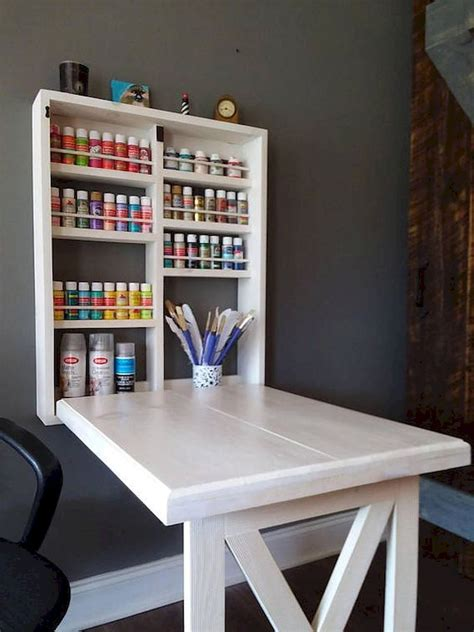 Diy Art Desk