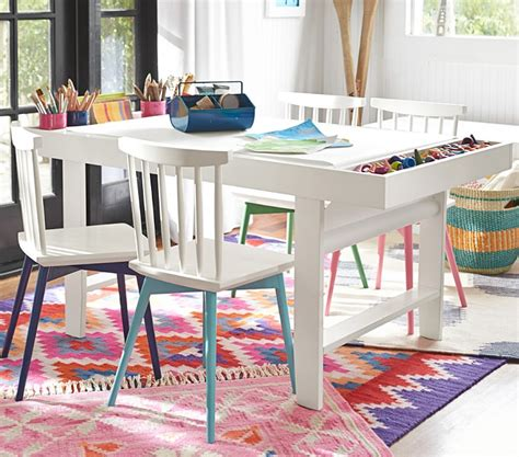 Diy Art Tables For Kids