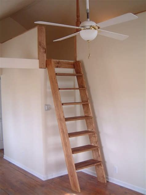 Diy Attic Ladder Plans