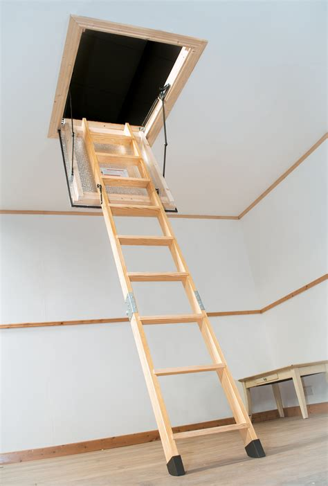 Diy Attic Stairs Movable