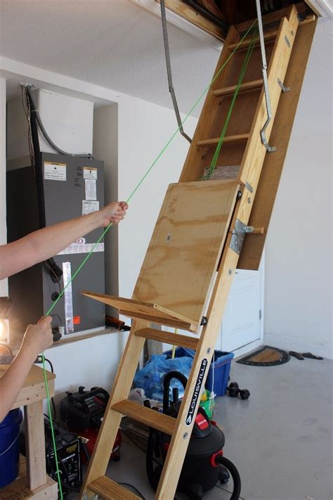 Diy Attic Storage Elevator