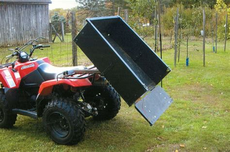 Diy Atv Dump Bed