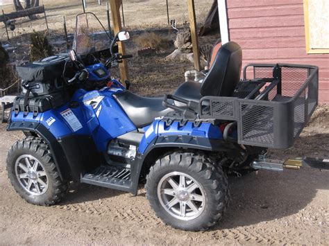 Diy Atv Rear Rack Extension