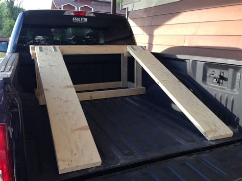 Diy Atv Truck Bed Riser
