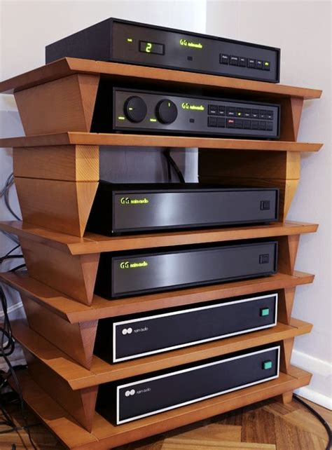 Diy Audio Video Rack Systems
