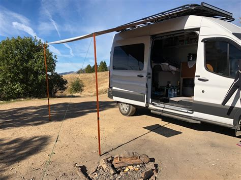 Diy Awning For Van