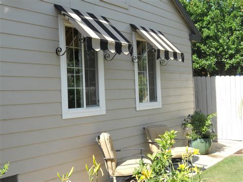 Diy Awnings For Windows