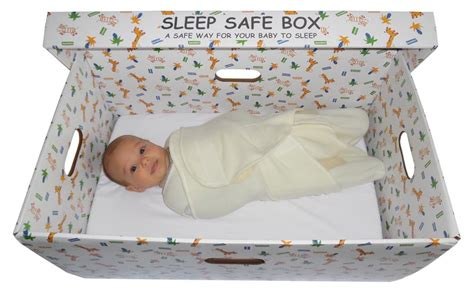 Diy Baby Box Sleep