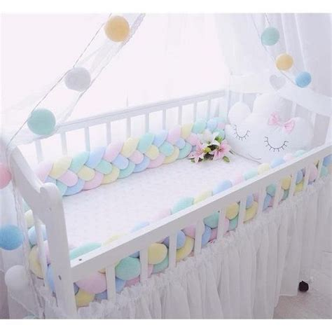 Diy Baby Crib Bumper Supplies