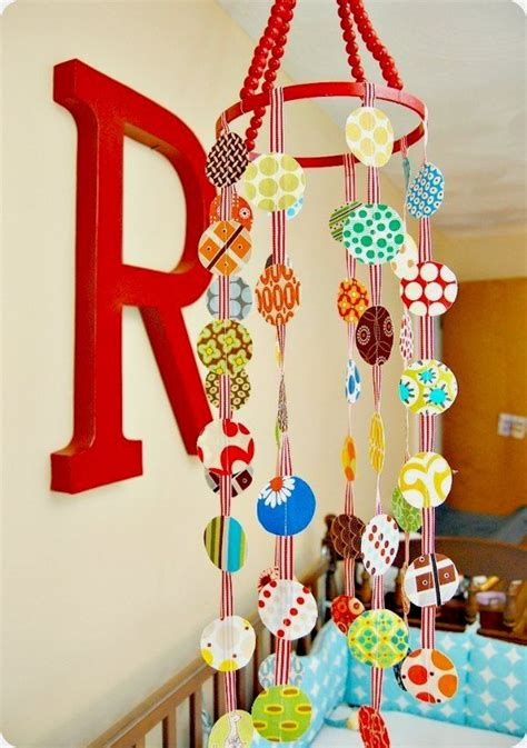Diy Baby Crib Mobile