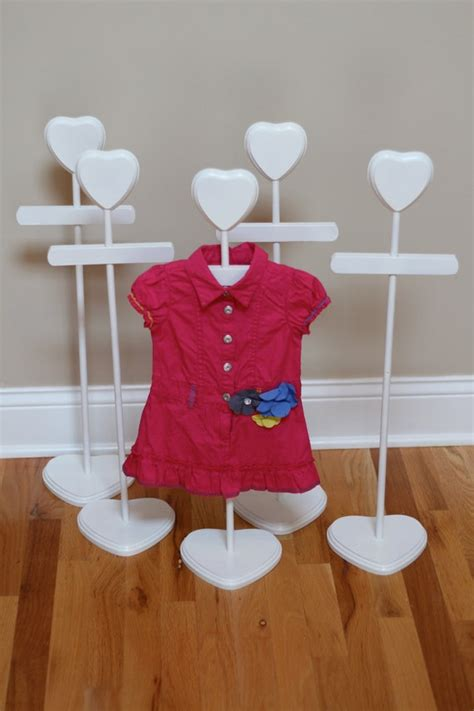 Diy Baby Dress Stand