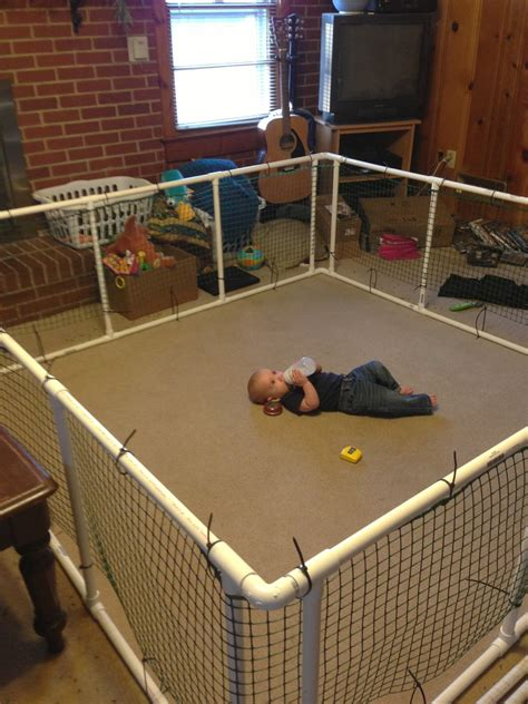 Diy Baby Fence Play Area