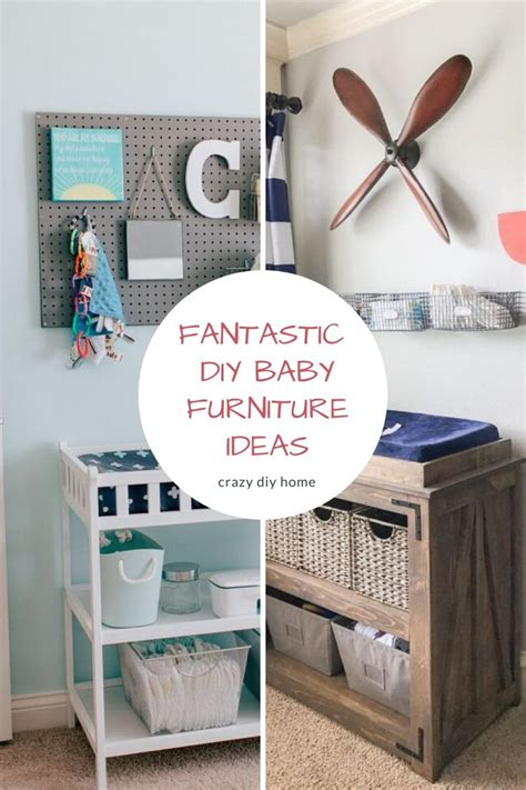 Diy Baby Furniture To Make