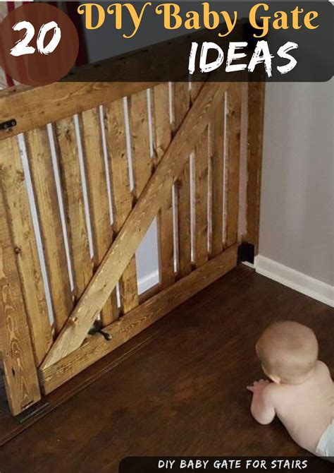 Diy Baby Gate For Doorway