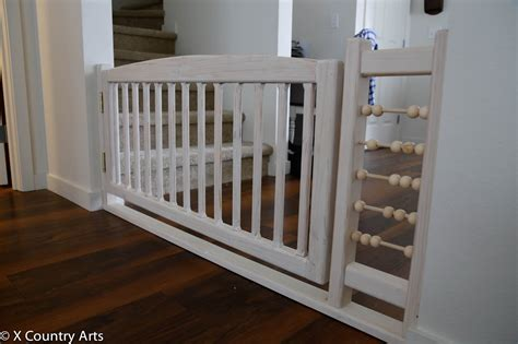 Diy Baby Gate For Large Opening