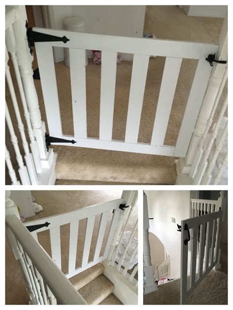 Diy Baby Gate Stairs